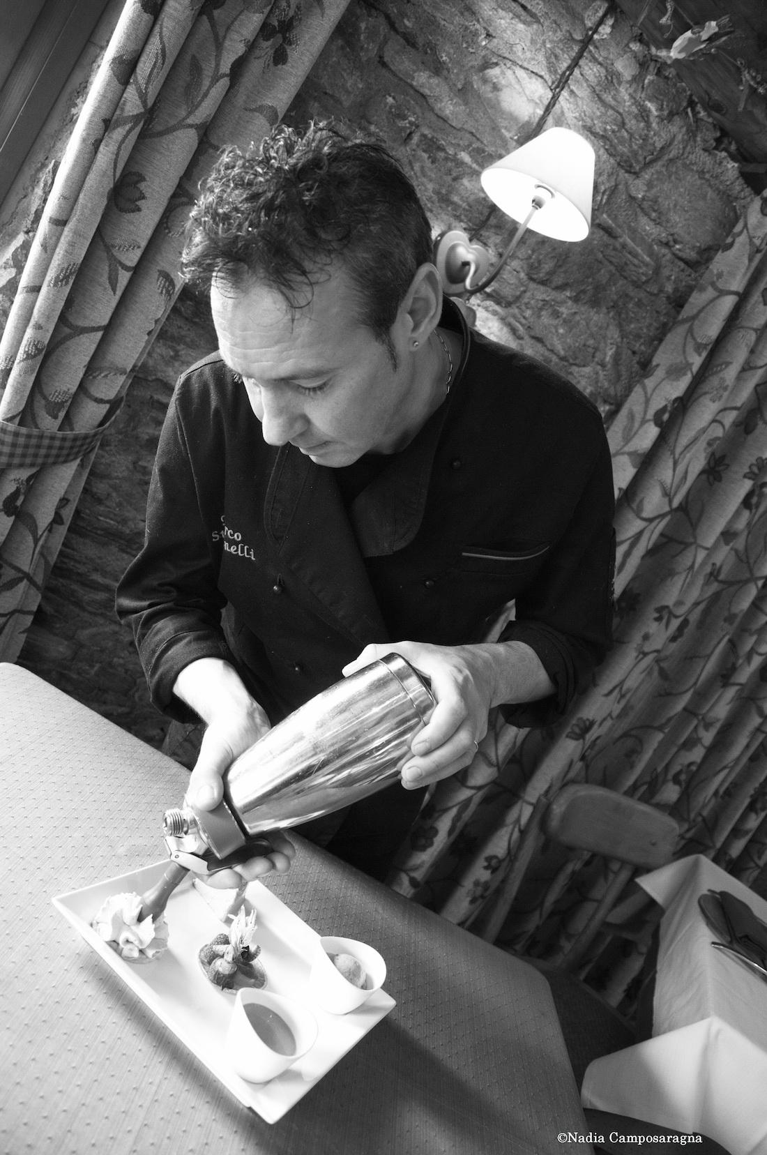 Marco Stefenelli Ristorante Chef